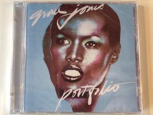 Grace Jones – Portfolio / Island Records Audio CD 1977 / 842 614-2