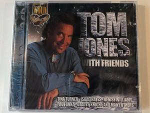 Tom Jones With Friends / Tina Turner, Isaac Hayes, Denise Williams, Paul Anka, Gladys Knight and many others / LMM 2x Audio CD / 1701682