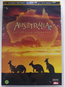 Australia: Land Beyond Time DVD 2002 Ausztrália az időtlen földrész / Directed by David Flatman / Narrated by Alex Scott (5996051750177)