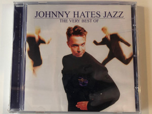 Johnny Hates Jazz – The Very Best Of / Shattered Dreams, Heart Of Gold, Turn Back The Clock, I Don't Want To Be A Hero / EMI Gold Audio CD 2003 / 724359536729