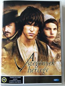 Jacquou le croquant DVD 2007 A szegények hercege / Directed by Laurent Boutonnat / Starring: Gaspard Ulliel, Léo Legrand (5998133185938)