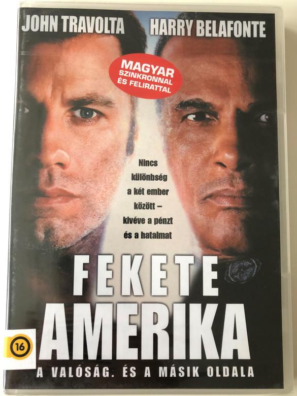 White Man's Burden 1995 DVD Fekete Amerika / Directed by Desmond Nakano / Starring: John Travolta, Harry Belafonte, Tom Bower, Margaret Avery (5999881066883)