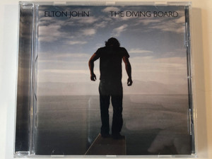 Elton John – The Diving Board / Mercury Audio CD 2013 / 3743912