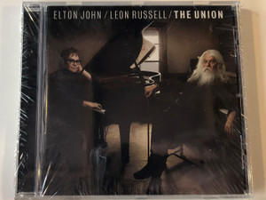 Elton John, Leon Russell – The Union / Mercury Audio CD 2010 / 2748480