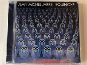 Jean Michel Jarre – Equinoxe / Disques Dreyfus Audio CD 2014 / 88843024692