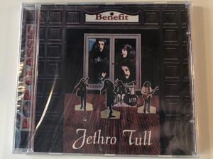 Benefit - Jethro Tull / Pop Classic / Audio CD / 5998490701208