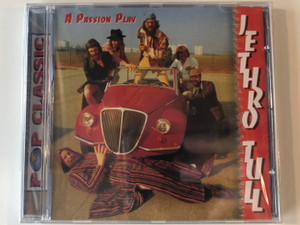 Jethro Tull – A Passion Play / Pop Classic / Audio CD / 5998490701260