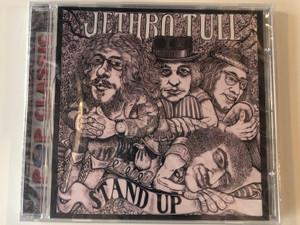Jethro Tull – Stand Up / Pop Classic / Audio CD / 5998490701215