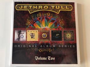 Jethro Tull – Original Album Series - Volume Two / Chrysalis 5x Audio CD 2016 / 0825646007677
