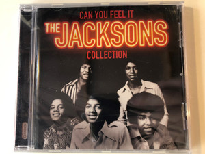 Can You Feel It - The Jacksons Collection / Sony Music Audio CD 2009 / 88697473382