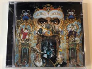 Michael Jackson – Dangerous / Epic Audio CD 2001 / 504424 2