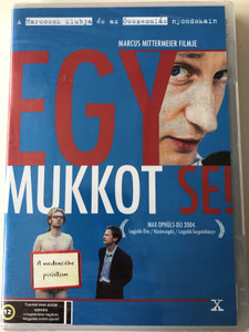 Muxmäuschenstill DVD 2004 Egy mukkot sem / Directed by Marcus Mittermeier / Starring: Jan Henrik Stahlberg, Fritz Roth, Wanda Perdelwitz (5996357344308)