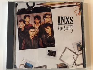 INXS – The Swing / Mercury Audio CD / 818 553-2