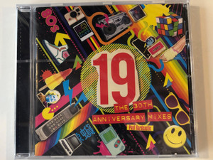 19 - The 30th Anniversary Mixes - Paul Hardcastle / NUA Entertainment Audio CD 2015 / 602547296597