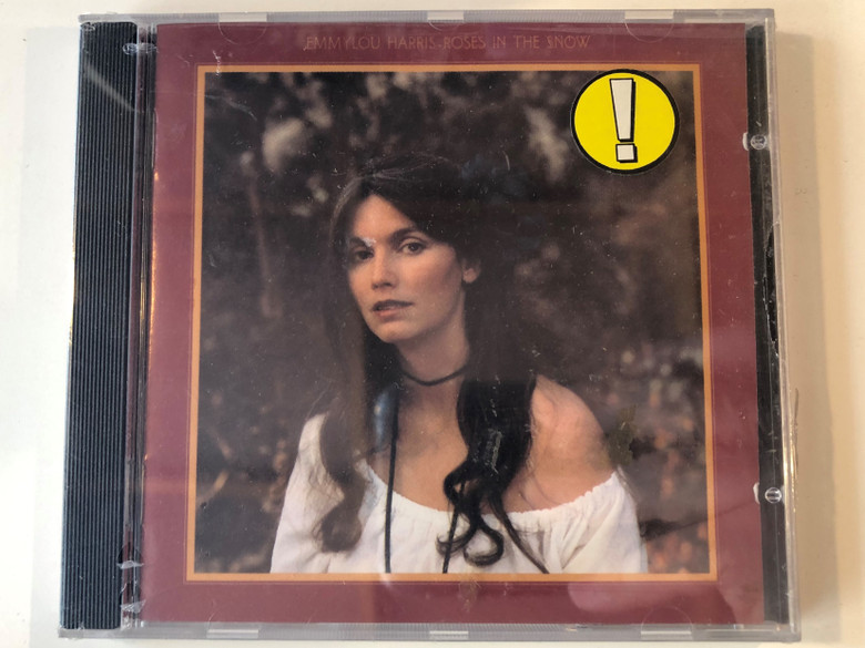 Emmylou Harris – Roses In The Snow / Warner Bros. Records Audio CD / 7599-23422-2