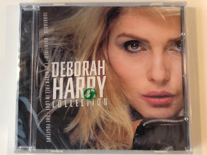 Deborah Harry – Collection / Surrender, Backfired, I'll Never Fall In Love, The Fugitive / Disky Audio CD 1998 / DC 888402