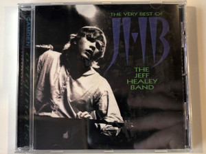 The Very Best Of - The Jeff Healey Band / BMG Audio CD 1998 / 74321 603382