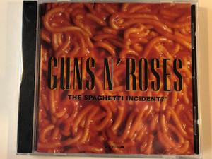 "Guns N' Roses – ""The Spaghetti Incident?"" / Geffen Records Audio CD 1993 / GFLD 19317"