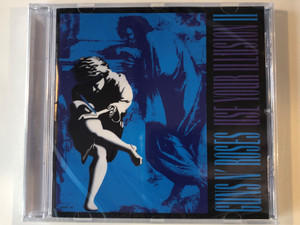 Guns N' Roses – Use Your Illusion II / Geffen Records Audio CD 1991 / GED 24420