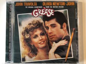 John Travolta, Olivia Newton-John - The Original Soundtrack From The Motion Picture - Grease / Polydor Audio CD 1998 / 044 041-2
