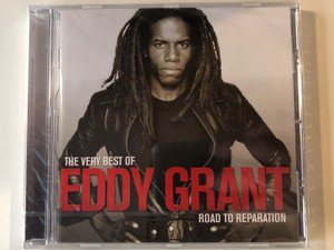 The Very Best Of Eddy Grant - Road To Reparation / Universal ‎Audio CD 2008 / 1775167