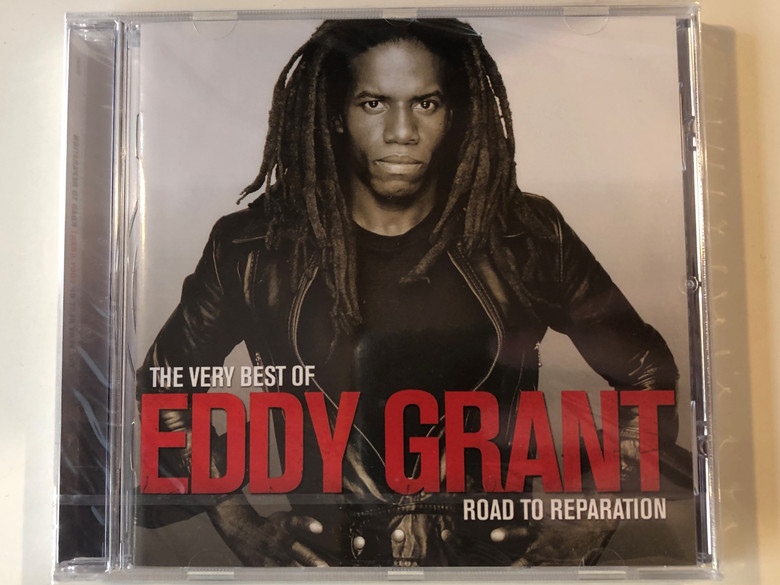 The Very Best Of Eddy Grant - Road To Reparation / Universal Audio CD 2008 / 1775167