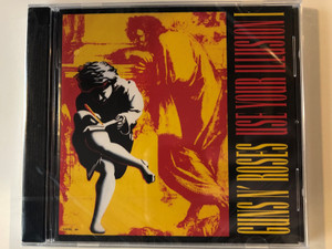 Guns N' Roses – Use Your Illusion I / Geffen Records Audio CD 1991 / GED 24415
