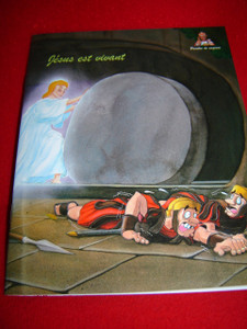 Jesus Est Vivant / French Bible Storybook for Children / France (Words of Wis...