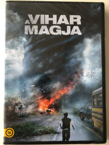 Into the Storm DVD 2014 A Vihar magja / Directed by Steven Quale / Starring: Richard Armitage, Sarah Wayne Callies, Matt Walsh (5996514019148)