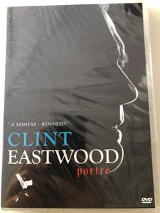 Clint Eastwood Portrait DVD A színész - rendező - Clint Eastwood portré / Biographical portarit of the famous director and actor / Featuring Angelina Jolie, George Clooney, Morgan Freeman, Sidney Poitier (5999883707487)