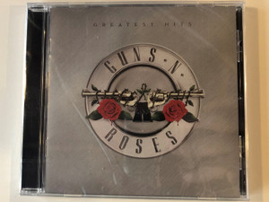 Guns N' Roses ‎– Greatest Hits / Geffen Records ‎Audio CD 2004 / 0602498621080