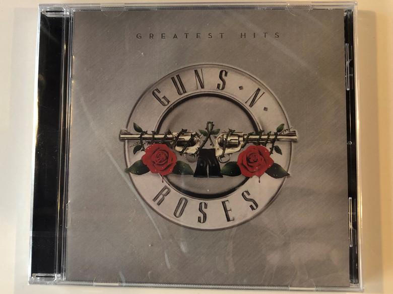Guns N' Roses – Greatest Hits / Geffen Records Audio CD 2004 / 0602498621080