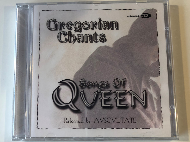 Gregorian Chants - The Songs Of Queen / Performed by Avscvltate / Elap Music Audio CD 2001 / 5706238308417