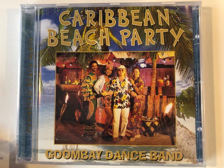 Caribbean Beach Party - Goombay Dance Band / CMC Value Audio CD 1995 / 0724352162628