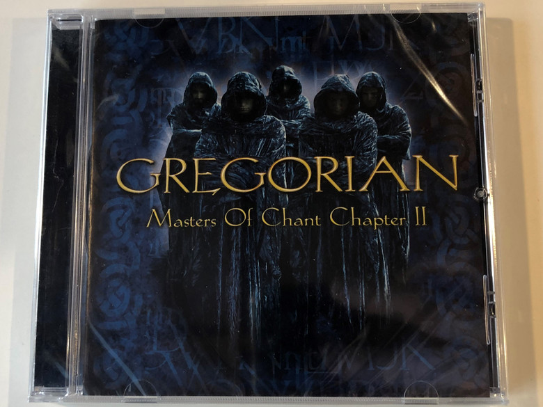 Gregorian ‎– Masters Of Chant Chapter II / Edel Records Audio CD 2001 / 0130792ERE