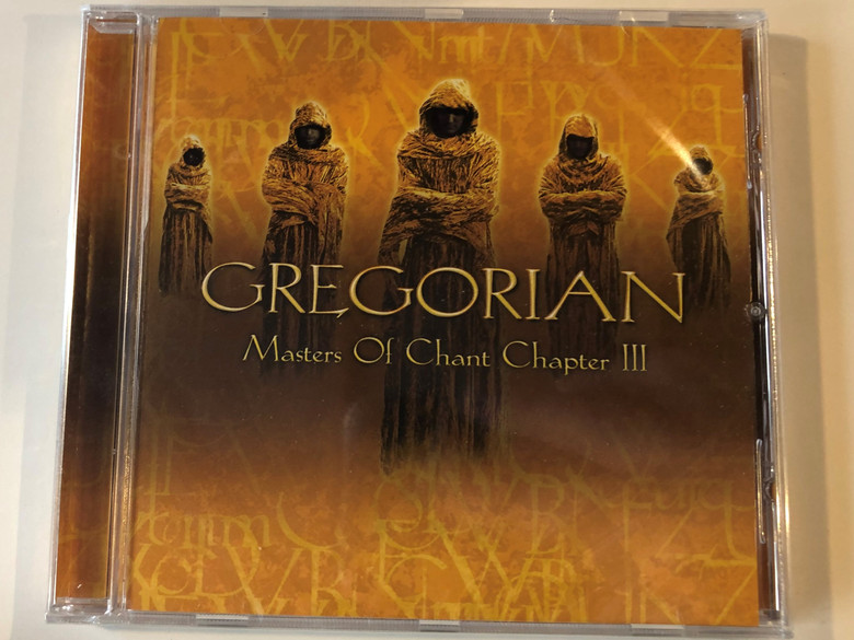Gregorian – Masters Of Chant Chapter III / Edel Records Audio CD 2002 / 0142042ERE