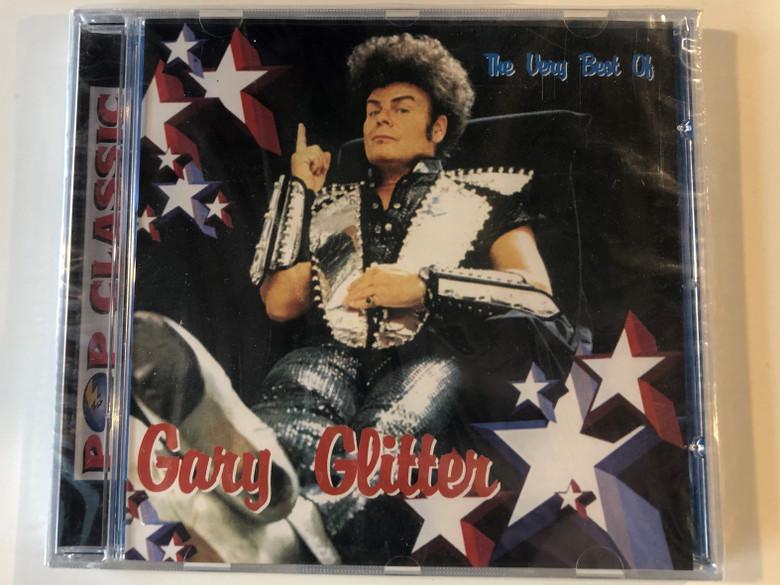 The Very Best Of Gary Glitter / Pop Classic / Audio CD / 5998490701123