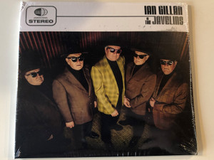 Ian Gillan & The Javelins / Ear Music Audio CD 2018 / 0212877EMU