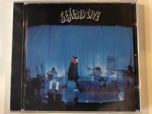 Genesis – Live / Virgin Audio CD 1994 / 724383977826