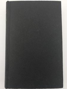 Hungarian Bible Revised Version (1908) / Szent Biblia Károli Gáspár / Bibliatársaság 1963 / Hungarian Bible Society / HUNK Classic Hungarian Bible translation (HungarianKARBible1908)