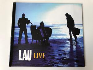 Lau – Live / Reveal Records Audio CD 2008 / 74479 2