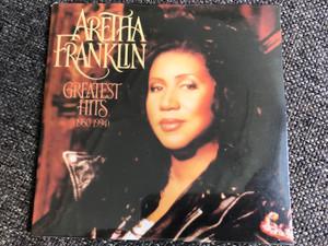 Aretha Franklin – Greatest Hits (1980-1994) / Sony Music Audio CD 2010 / 88697753522