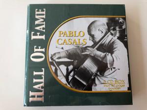 Hall of Fame - Pablo Casals / TIM 5x Audio CD 2002 / 220023