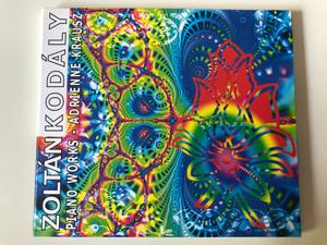 Zoltán Kodály - Piano Works - Adrienne Krausz / Budapest Music Center Records Audio CD 2008 / BMC CD143