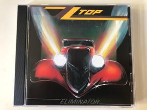 ZZ Top – Eliminator / Warner Bros. Records Audio CD 1983 / 7599-23774-2