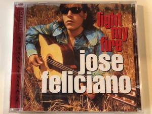 Light My Fire - Jose Feliciano / BMG Audio CD 1997 / 74321 449252