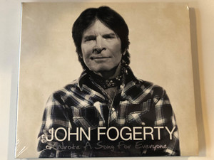 John Fogerty – Wrote A Song For Everyone / Vanguard Audio CD 2013 / 88765487152