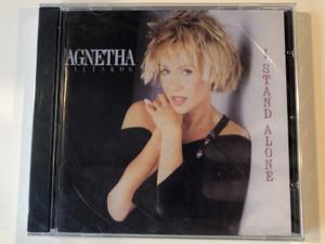 Agnetha Fältskog – I Stand Alone / WEA Audio CD 1987 / 242 231-2
