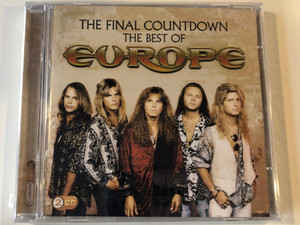 The Final Countdown - The Best Of Europe / Sony Music ‎2x Audio CD 2009 / 88697536572