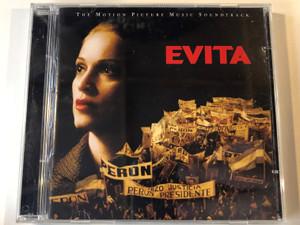 Evita (The Motion Picture Music Soundtrack) / Warner Bros. Records 2x Audio CD 1996 / 9362-46346-2